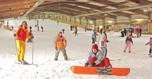 Bottrop skihal